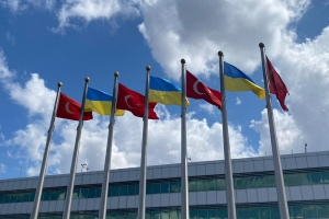 Außenminister Kuleba Freihandelsabkommen mit Türkei: Es fehlt letzter Schritt