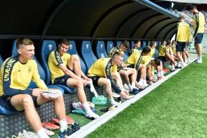 Став відомий стартовий склад збірної України з футболу на матч з Австрією