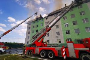 Внаслідок вибуху в Білогородці постраждали близько 100 осіб