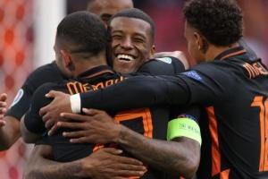 Нидерланды разгромили Северную Македонию на Евро-2020