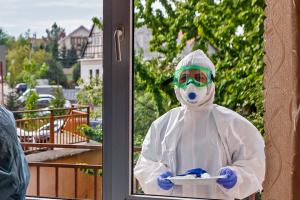 Covid-19 en Ukraine : le nombre total de cas a dépassé 2 230 000