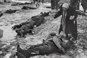 Окупація: Втрати України під час Другої світової, завдані нацистами та комуністами