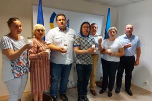 В Естонії українці вшанували пам'ять жертв війни в Україні