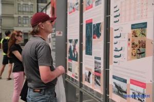 У Києві відкрилась виставка про допомогу союзників у Другій світовій