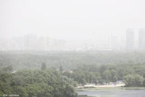 Рятувальники сказали, коли пилова буря піде з Києва