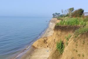 Екологи звинувачують у руйнуванні приморських схилів на Одещині недобросовісних підприємців
