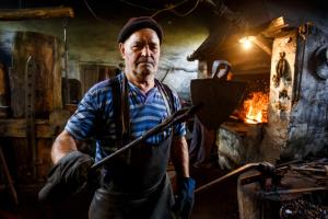 На Закарпатье пройдет фестиваль кузнецов «Гамора»