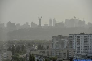 Пылевая буря в Украине закончится на выходные, после дождей - метеоролог
