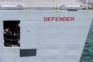 Военные РФ открыли огонь по британскому эсминцу у берегов Крыма