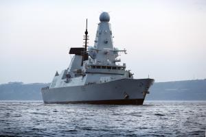 Großbritannien dementiert Warnschüsse auf sein Kriegsschiff vor Küste der Krim