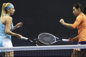 Надія Кіченок досягла парного півфіналу турніру в Німеччині