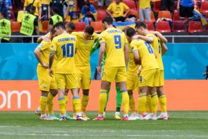Украина сыграет против Швеции в 1/8 финала Евро-2020