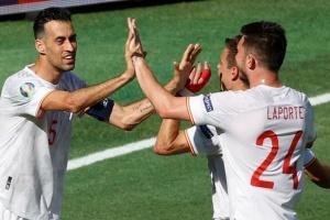 Іспанія перемогла Словаччину і пробилася у плей-офф Євро-2020