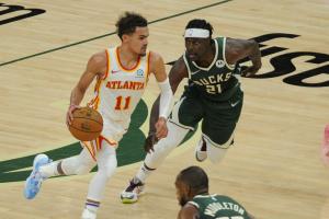 «Аталанта» перемогла «Мілуокі» у першому матчі півфіналу плей-офф НБА