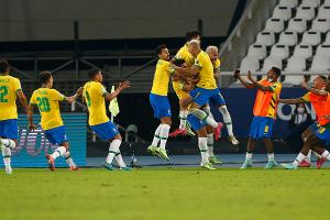 Кубок Америки: Бразилія драматично обіграла Колумбію