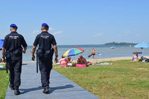Нацгвардійці розпочали патрулювання курортних місць на заході України