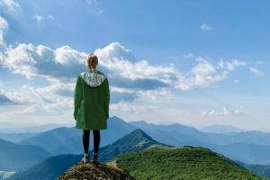 На Львівщині презентували новий сайт і бренд національних парків