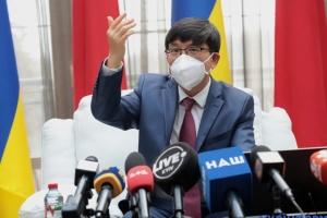 Україна пообіцяла захистити інтереси китайських інвесторів «Мотор Січі» - посол КНР