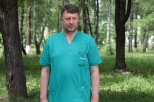 Владислав Закордонець, хірург-трансплантолог