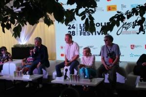 Ткаченко із Садовим відкрили фестиваль джазу у Львові