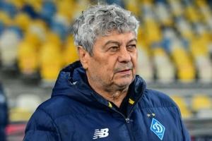 «Динамо» провело тренування під керівництвом Луческу