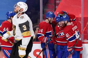 НХЛ: «Монреаль» переміг «Вегас» і вийшов у фінал Кубка Стенлі