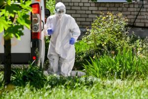 В Україні за добу - 286 випадків коронавірусу