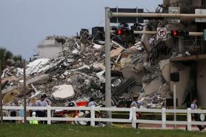 Обвал будинку в Маямі: кількість загиблих зросла
