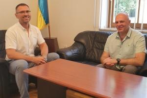 Генконсул України зустрівся з Головою президії головної управи Об'єдання лемків Польщі