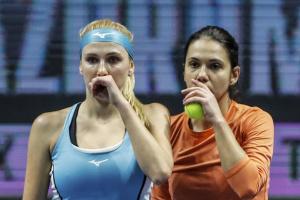 Стали відомі суперниці українок у парній сітці Вімблдона