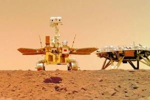 Китайський зонд на Марсі відновив зв'язок із Землею
