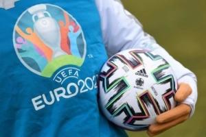 Reprezentacja Ukrainy w piłce nożnej zagra dziś z Anglią