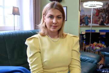 Stefanishyna: El impuesto sobre el carbono de la UE no impondrá restricciones al comercio con Ucrania