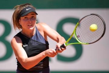 French Open 2021: Switolina zieht in Runde zwei ein