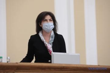 Venediktova meets with head of EU Advisory Mission in Ukraine