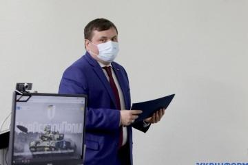 Total volume of Ukroboronprom's production grows 21% - Husev