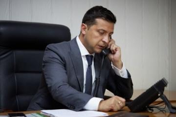 Wirtschaft, Corona-Impfungen, Lage in der Ostukraine, die Krim: Wolodymyr Selenskyj telefoniert am Mittwoch mit Sebastian Kurz