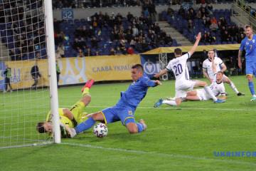 EM-Testspiel: Ukraine siegt gegen Nordirland 1:0