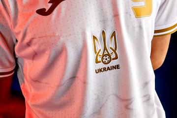 La UEFA aprueba el nuevo uniforme de la selección de Ucrania