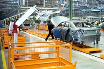 La producción de vehículos en Ucrania crece casi 8 veces en mayo