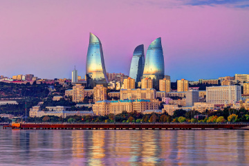 Kyiv, Baku sign three-year action plan on cooperation in tourism