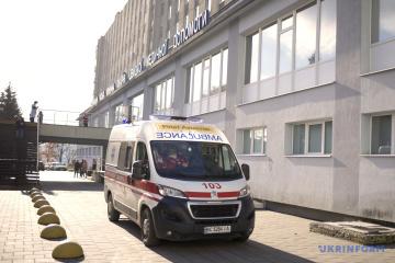 Corona: In der Ukraine binnen eines Tages 745 Neuinfektionen registriert