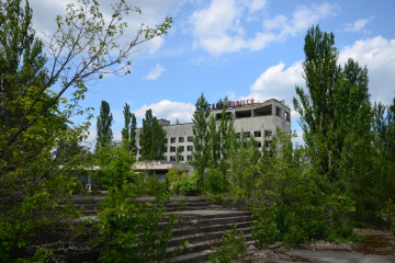 Thirty-two thousand tourists have visited Chornobyl Exclusion Zone this year