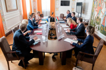 MFAs of Ukraine and Hungary acknowledge positive dynamics of 'education' dialogue