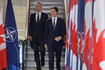 Trudeau : « Les Alliés doivent rester unis, notamment face aux actions agressives de la Russie »