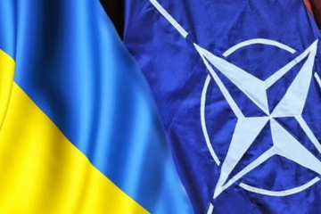 """Przywódcy NATO potwierdzili """"wszystkie elementy decyzji"""" o przyszłym członkostwie Ukrainy w Sojuszu"""