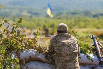 Invasores disparan con morteros de 120 mm cerca de Pisky y Vodyane