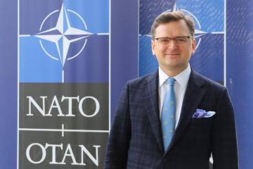 Kuleba przedstawił strategię Ukrainy w zakresie dążenia do członkostwa w NATO