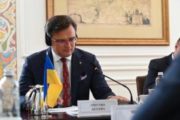 NATO wysłało jasne sygnały, że będzie nadal skutecznie powstrzymywać Rosję – Kuleba