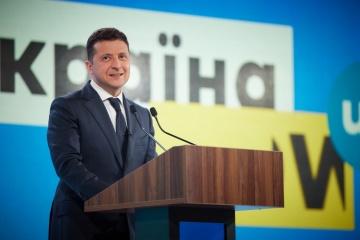 Zelensky presents new nationwide program 'Healthy Ukraine'